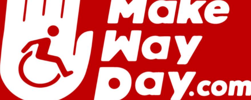 Make Way Day Printable Logo