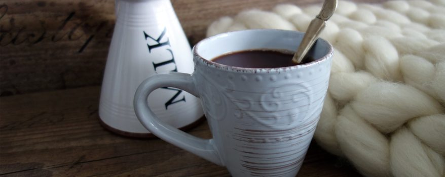 Coping with Stress - Cup of tea
