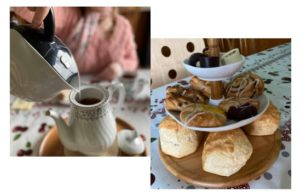 Uccello Kettle Afternoon tea